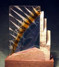 fused glass awards